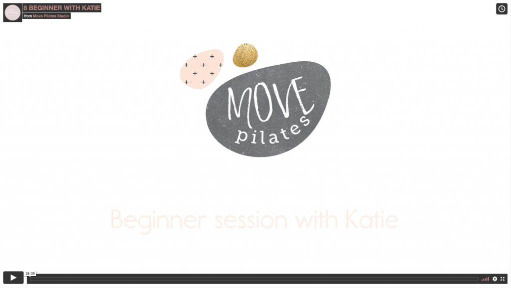 8 Beginner with Katie