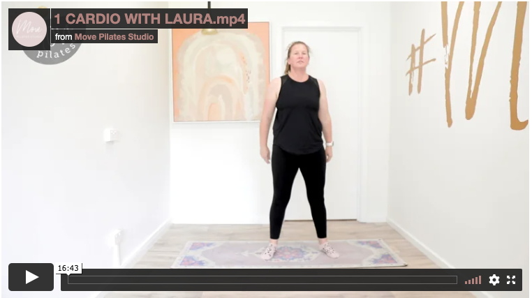 1 Cardio with Laura