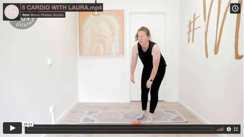 5 Cardio with Laura